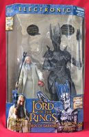 Lord of the Rings: Lords of Darkness - Action Figure Box Set - Saruman & Sauron